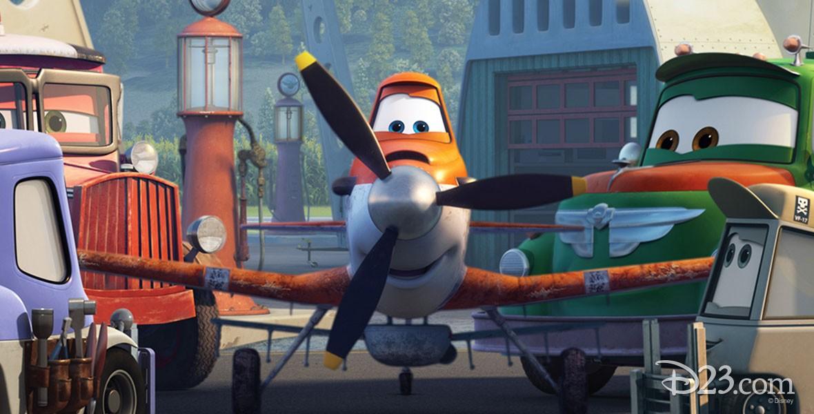 DisneyToon Studios Planes