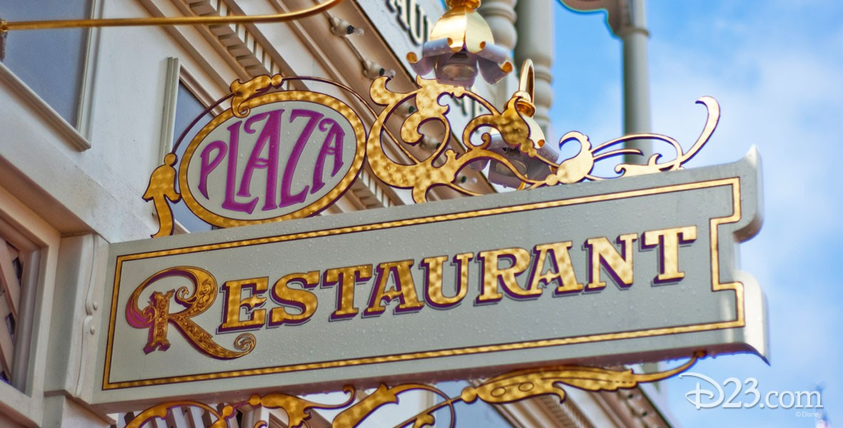 Disneyland Plaza Restaurant