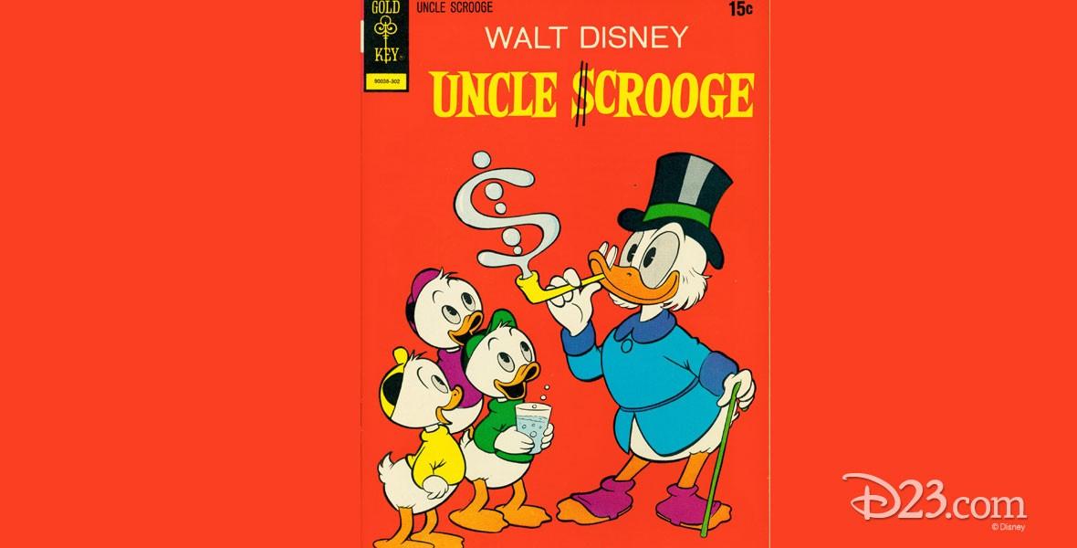 Disney's Uncle Scrooge