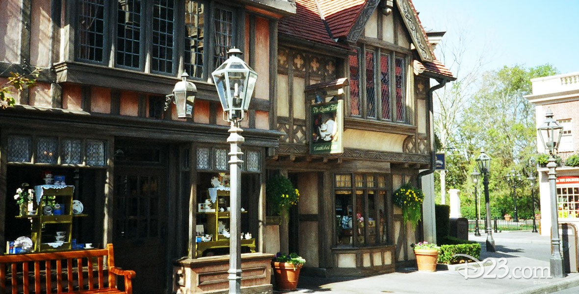 United Kingdom pavilion at EPCOT