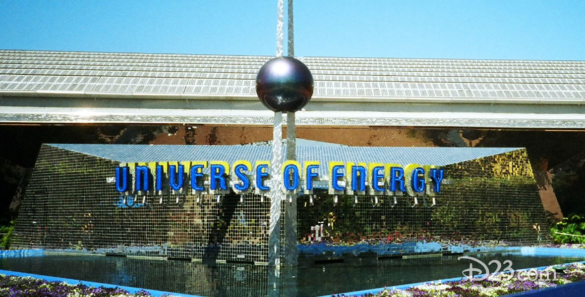 Universe of Energy at EPCOT