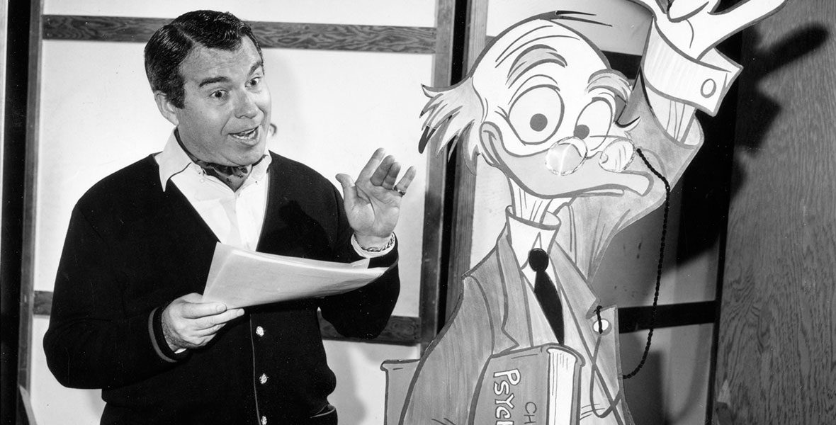 Disney Legend Paul Frees