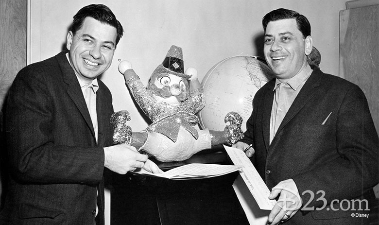 Richard and Robert Sherman