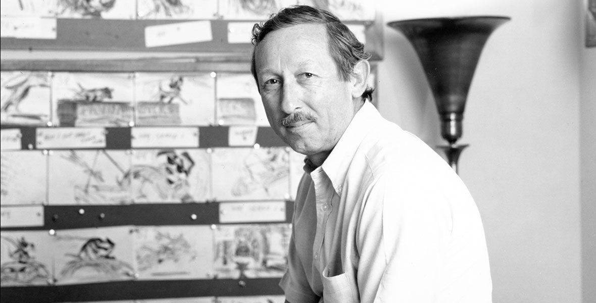 Roy E. Disney, nephew of Walt Disney