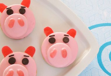 Toy Story Hamm it Up Cookies