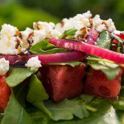 Epcot's Watermelon Salad