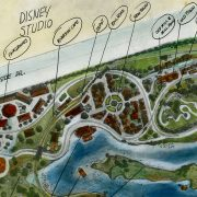Walt Disney's Proposed Theme Park in Burbank