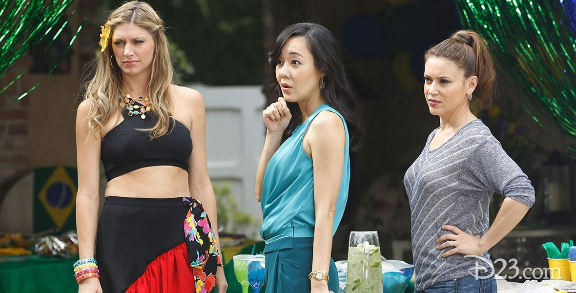 Photo from Mistresses (Television)