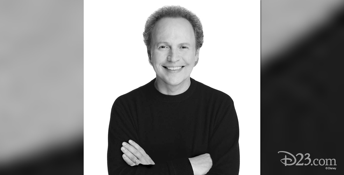 photo of actor and Disney Legend Billy Crystal