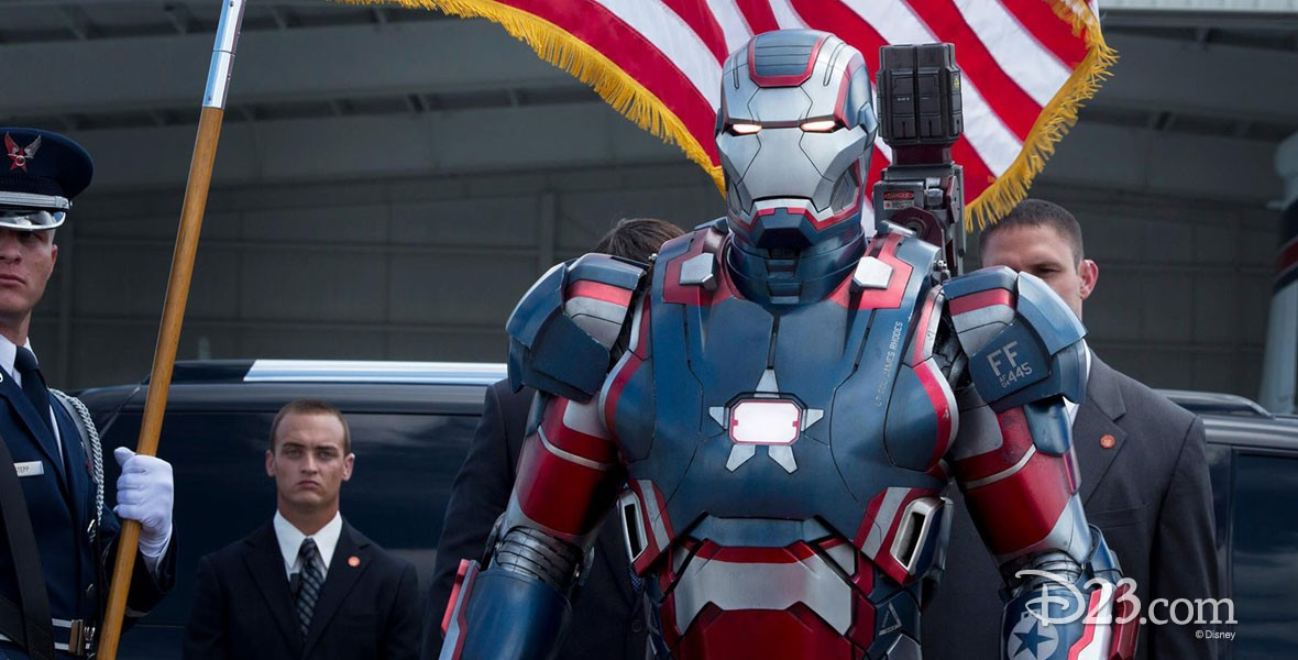 Marvel superhero Iron Man 3