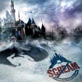 Haunted Mansion Scream-No-More Challenge Hong Kong Disneyland