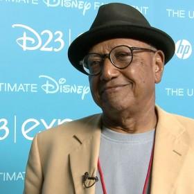 Disney Legend Floyd Norman