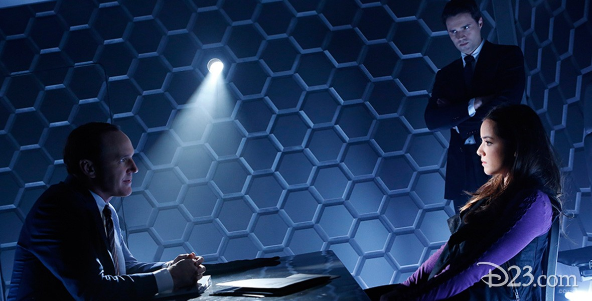 Photo from Marvel's Agents of S.H.I.E.L.D. (television)