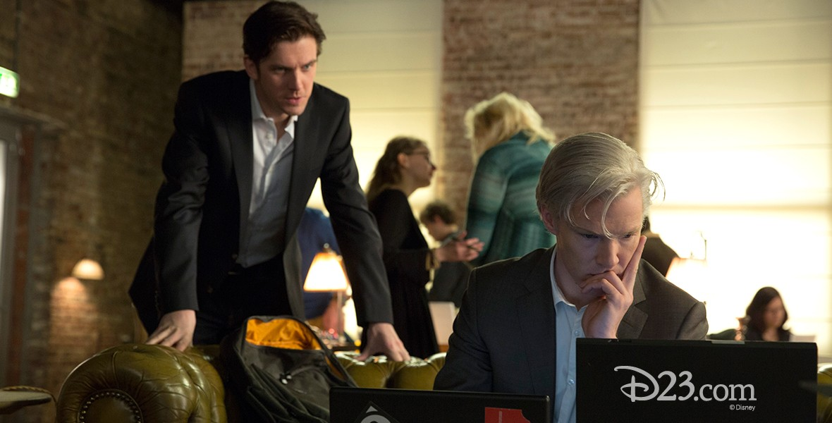 still from movie Fifth Estate (film)