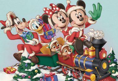 deck your halls with this original disney holiday artwork d23 original disney holiday artwork