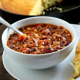Just a Spoonful of Chili…