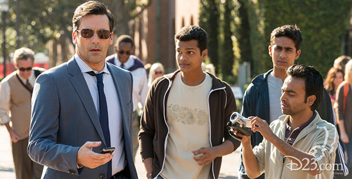 Photo from film Million Dollar Arm