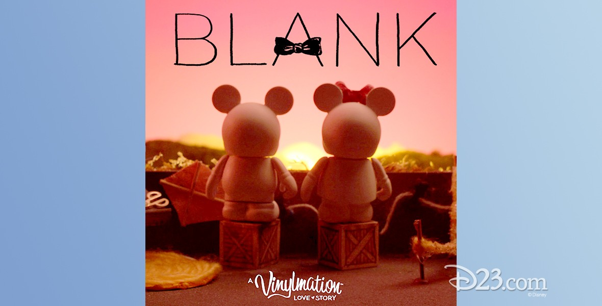 Blank: A Vinylmation Love Story (film)