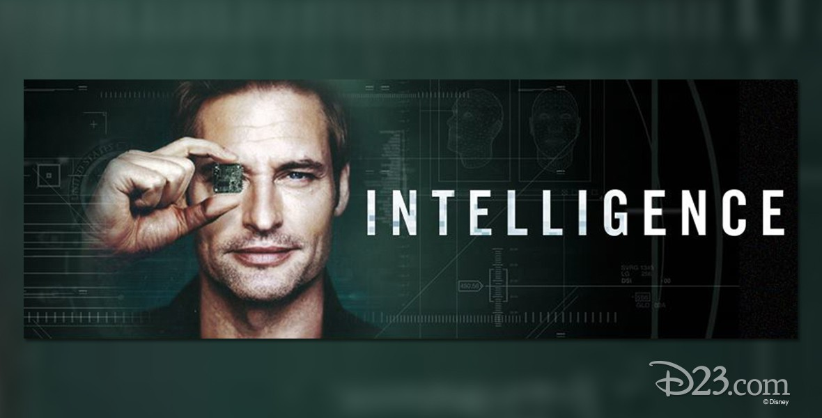 poster for Intelligence television show