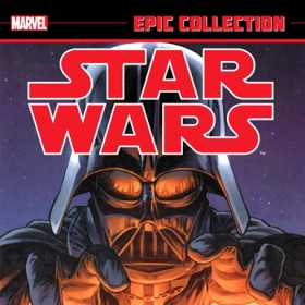 box cover art for Marvel Star Wars Epic Collection