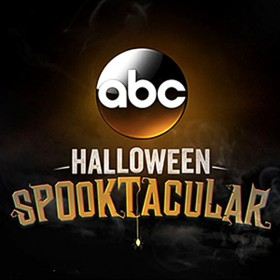 logo art for ABC Spooktacular