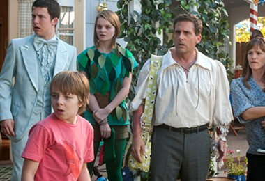 photo of cast from Alexander and the Terrible, Horrible, No Good, Very Bad Day