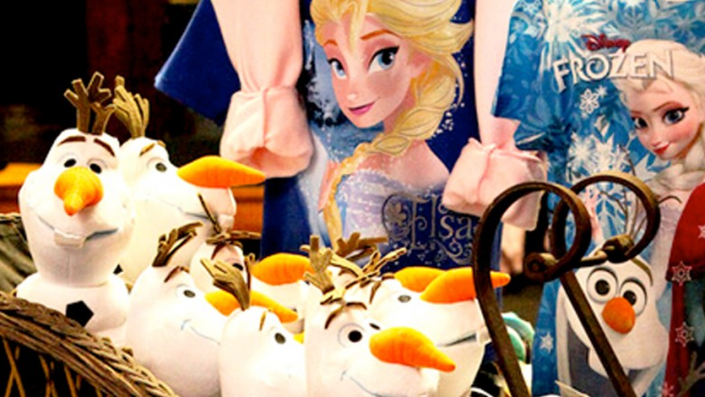 Anna & Elsa's Boutique Now Open in Downtown Disney District at