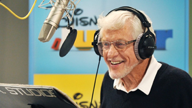 Disney Legend Dick Van Dyke Guest Stars In Mickey Mouse Clubhouse D23
