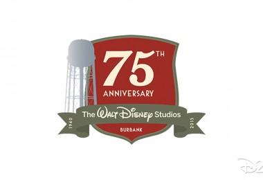 Walt Disney Studios 75th Anniversary