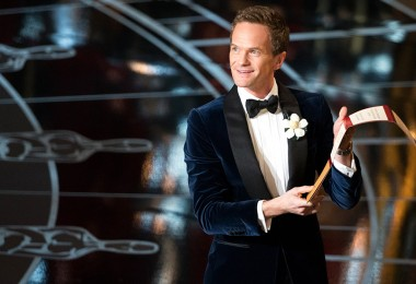 broadcast photo of Neil Patrick Harris at Oscars(R) 2015