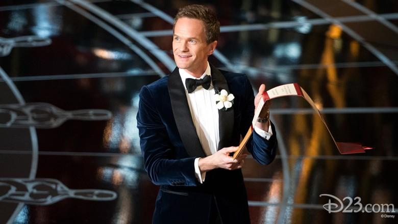 broadcast photo of Neil Patrick Harris at Oscars(R) 2015