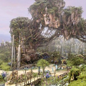 photo of Avatar attraction at Disney's Animal Kingdom