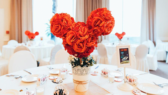 see how these fans added a little pixie dust to their weddings d23 rh d23 com
