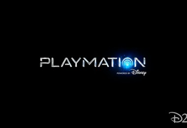 Disney Playmation Logo