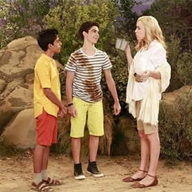 "Scene from Disney Channel's ""Jessie"""