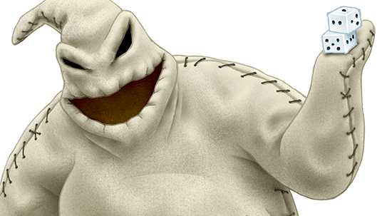 Oogie Boogie (The Nightmare Before Christmas)