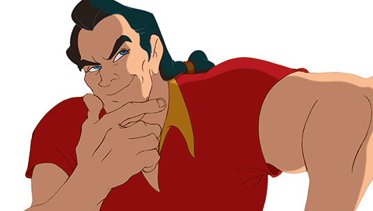 Gaston (Beauty and the Beast)
