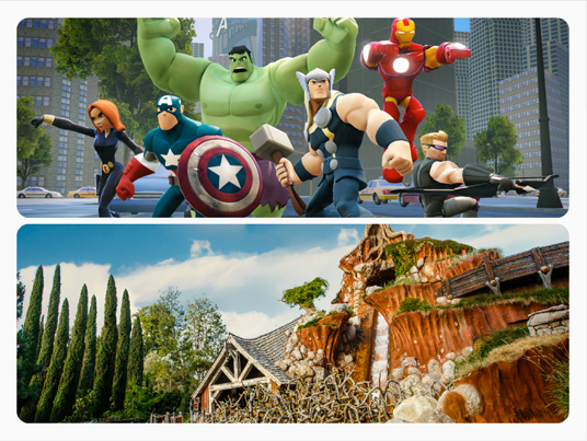 Disney Marvel Avengers Infinity