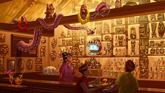 Disney's Polynesian at Walt Disney World Resort