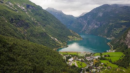 Go to Norway with Disney Cruise Line