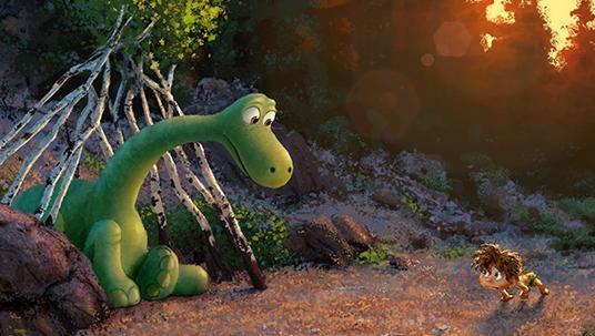 Disney•Pixar's The Good Dinosaur