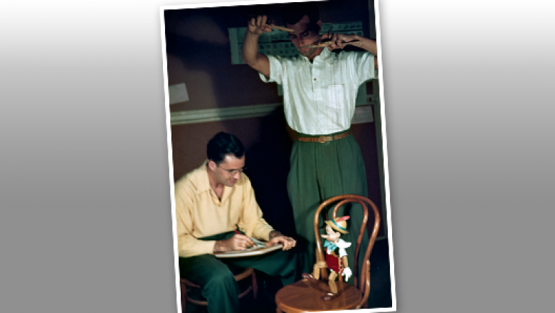 D23 presents a selection of rare, behind-the-scenes photos of the Disney Studio on Hyperion Avenue (1926–1940)