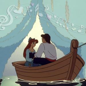 Ariel in The Little Mermaid