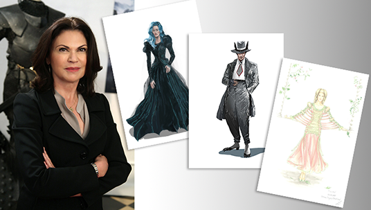 Colleen Atwood Costume Designer from Into the Woods