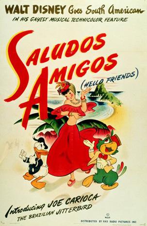 <em>Saludos Amigos</em> (1942)