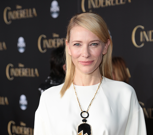 Cate Blanchett (Lady Tremaine)