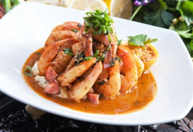 Ralph Brennan's Shrimp and Grits