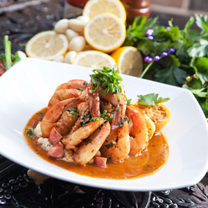 Ralph Brennan's Shrimp and Grits