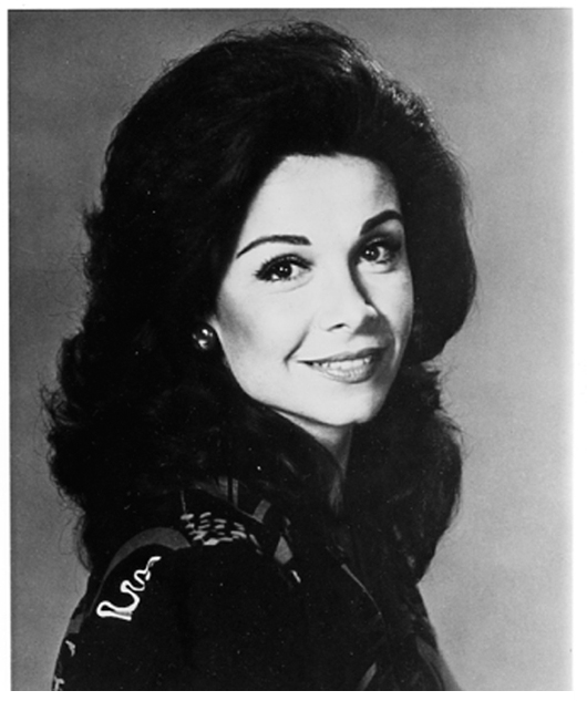 Photo of Disney Legend Annette Funicello