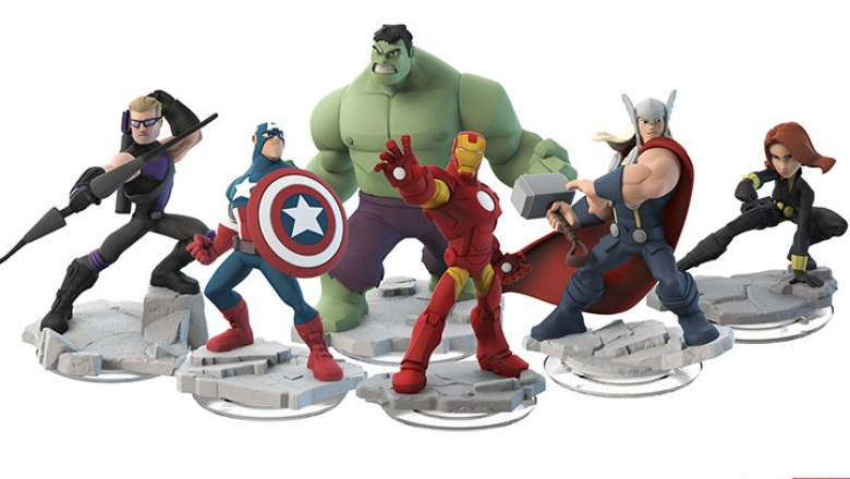 Just Announced: Disney Inifinty Marvel Super Heroes